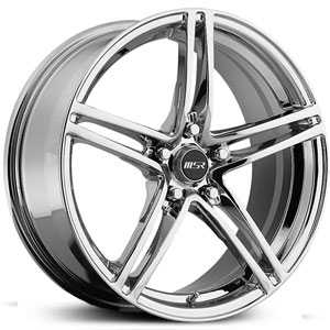 MSR 048  Wheels Chrome