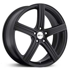 MSR 052  Wheels Black