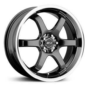 MSR 065  Wheels Gunmetal