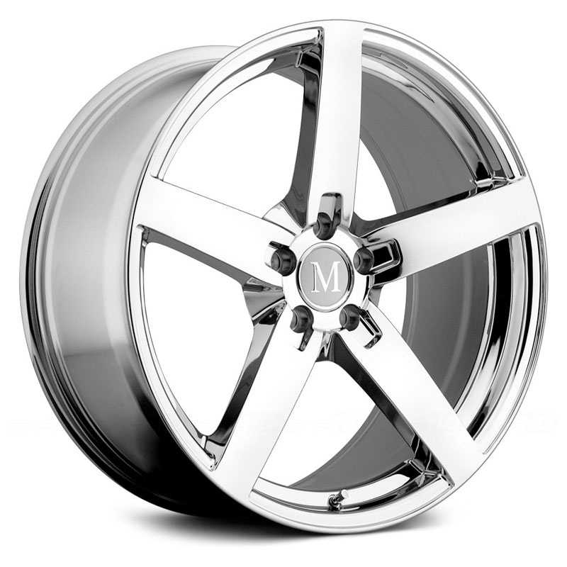 Mandrus Arrow  Wheels Chrome