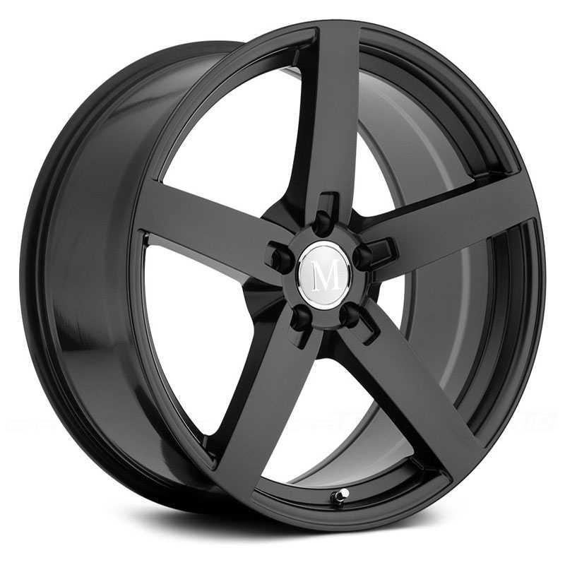 Mandrus Arrow  Wheels Matte Black