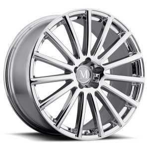Mandrus Rotec  Wheels Chrome