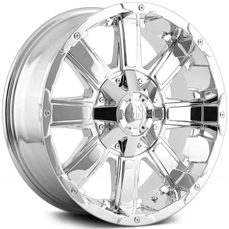 Mayhem Chaos 8030  Wheels Chrome