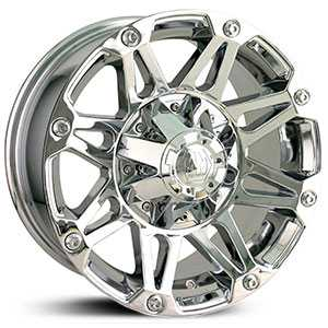 Mayhem Riot 8010  Wheels Chrome