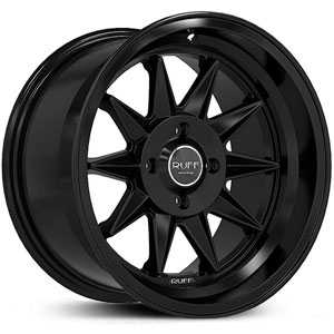 Ruff Racing R358 Black