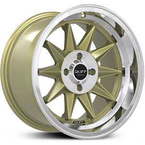 Ruff Racing R358 Gold/Bronze