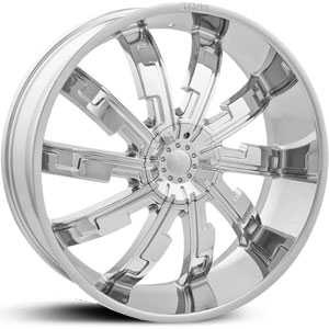 Starr Cypher 517 Chrome