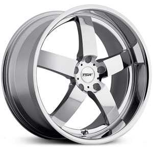 TSW Rockingham  Rims Chrome
