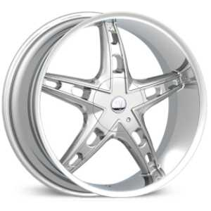 Velocity 930  Rims Chrome