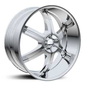 Velocity 935  Wheels Chrome