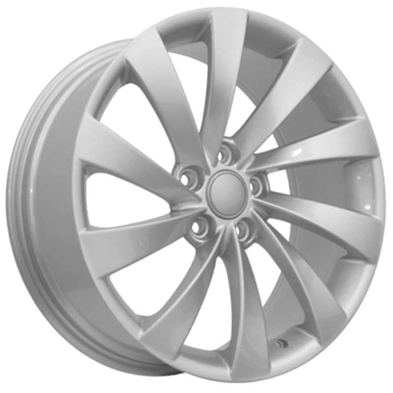 Volkswagen CC (VW17)  Wheels Silver