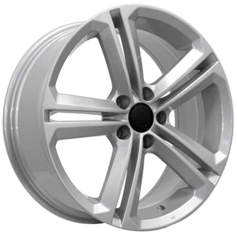 Volkswagen CC (VW18)  Wheels Silver