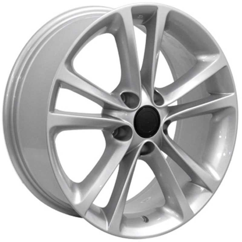 Volkswagen CC (VW19)  Wheels Silver