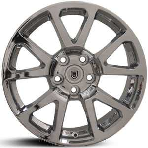 Cadillac CA10 fits CTS-V  Wheels Chrome