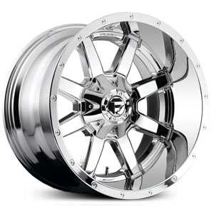 D536 Maverick Chrome Deep Lip