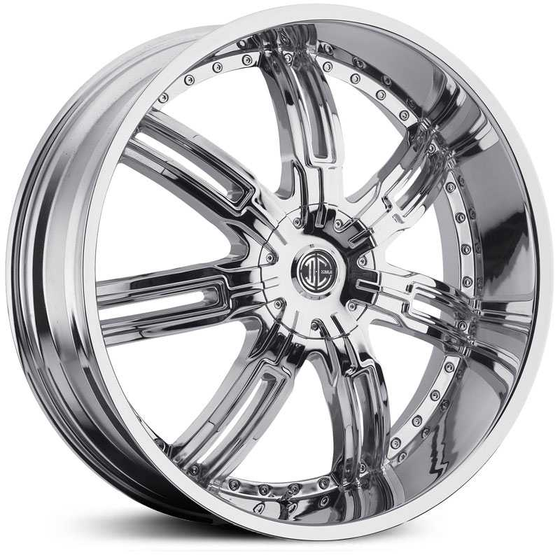 2Crave No 27  Wheels Chrome