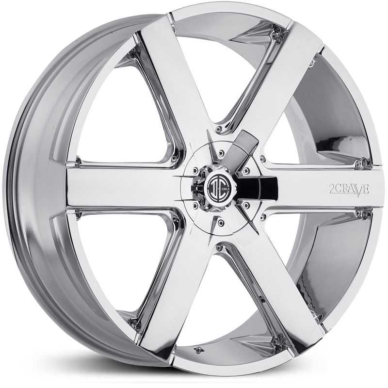 2Crave No 31  Wheels Chrome