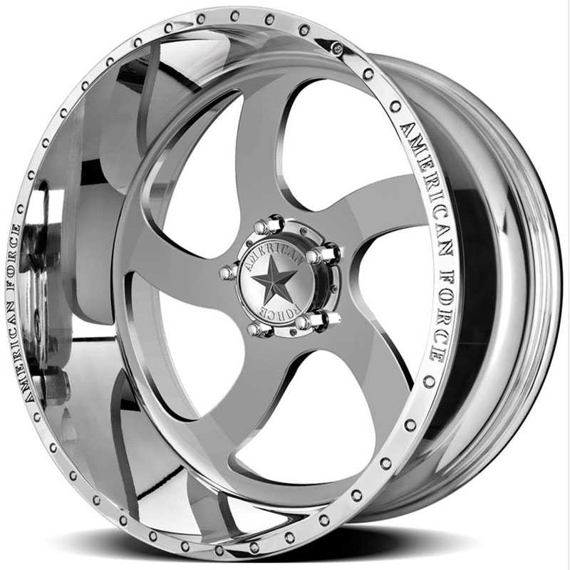 American Force BLADE SS5  Wheels Mirror Finish Polish