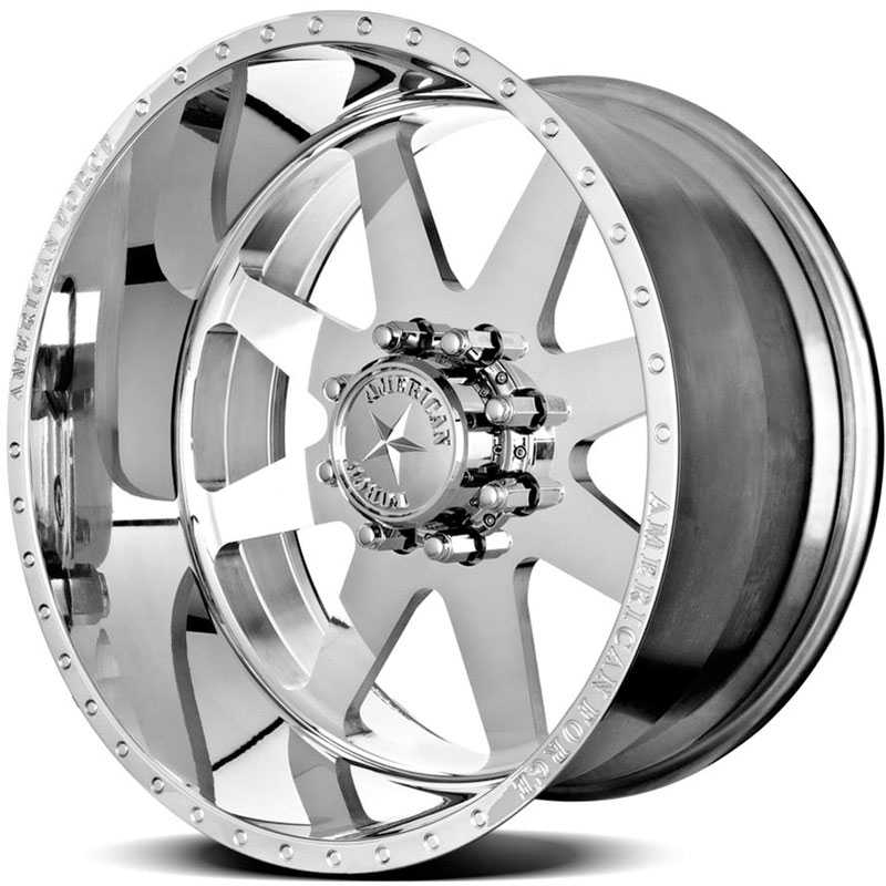 American Force INDEPENDENCE SS8 Wheels Mirror Finish Polish