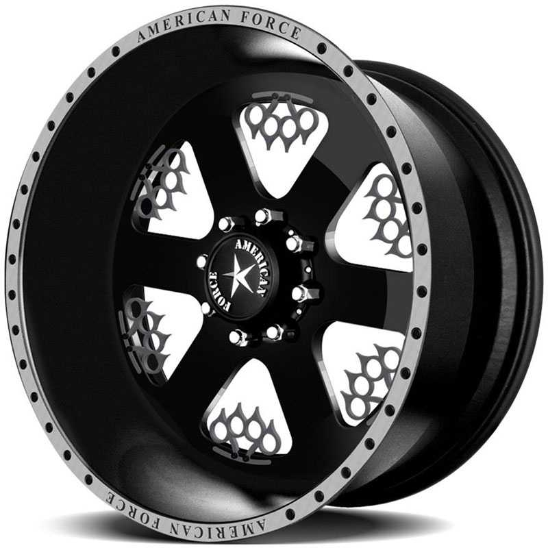 American Force KNUCKLES SF8  Wheels Special Forces