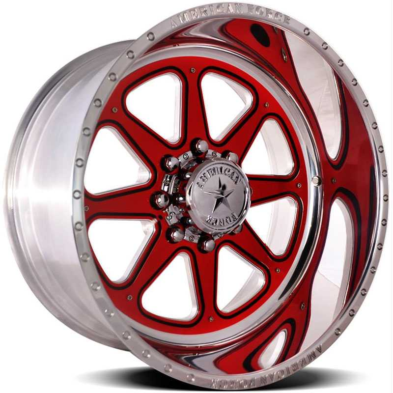 American Force MASTER FP8  Wheels Mirror Finish Polish