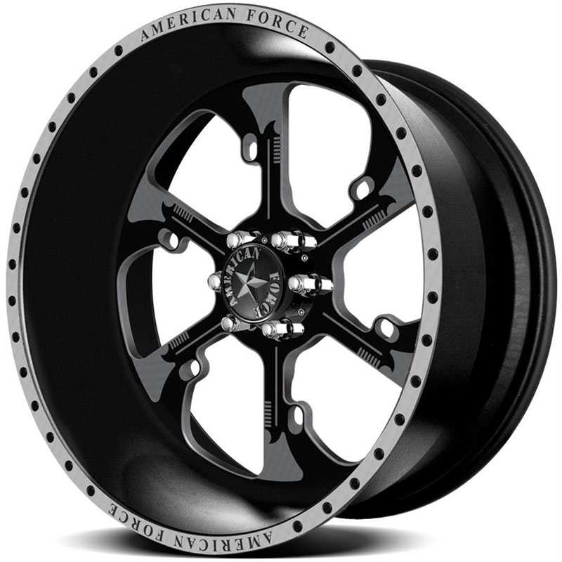 American Force NRA SF6  Wheels Special Forces