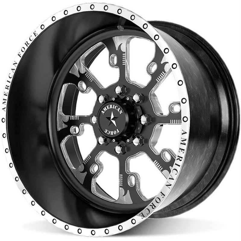 American Force NRA SF8  Wheels Special Forces