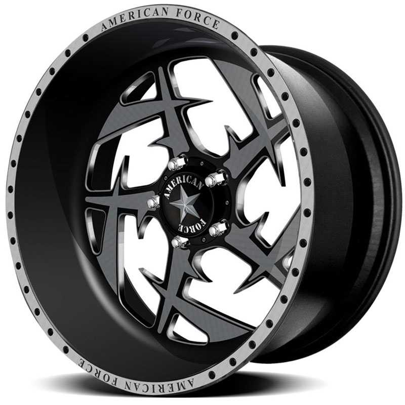 American Force RAGE SF5  Wheels Special Forces