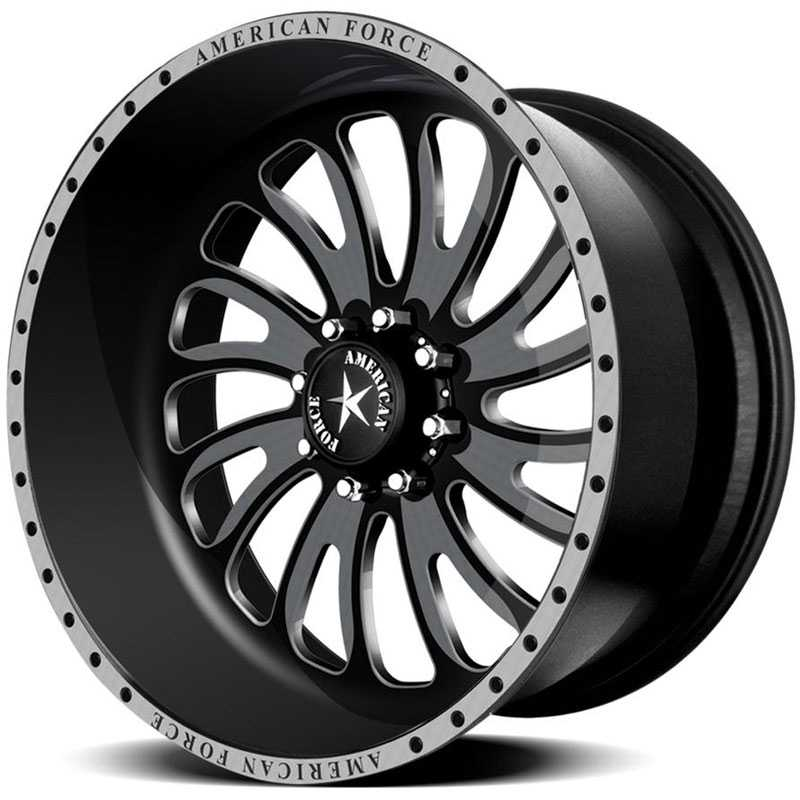 American Force RAZOR SF8  Wheels Special Forces