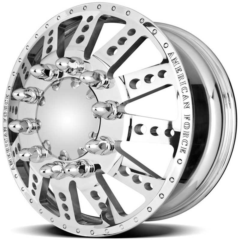 American Force Dually ROBUST  Wheels Mirror Finish Polish