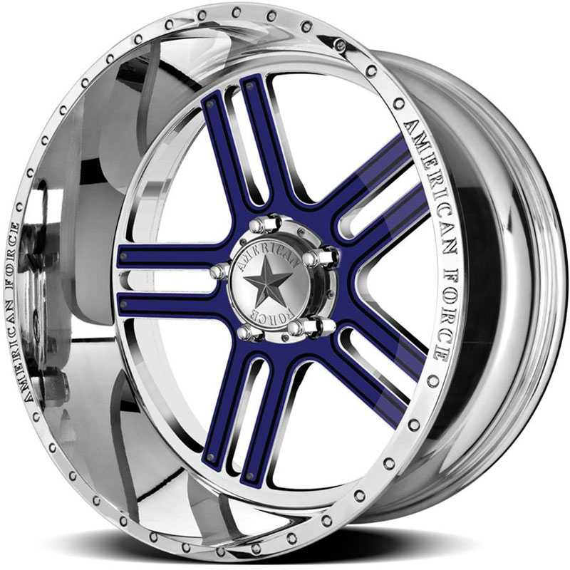 American Force VECTOR FP5  Wheels Mirror Finish Polish