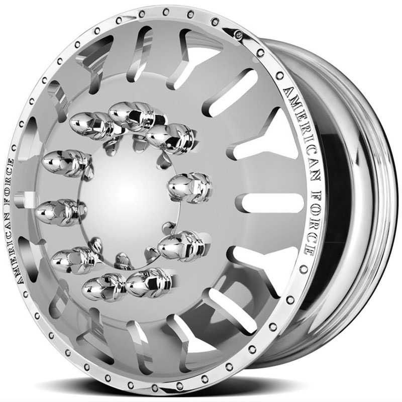 American Force Dually VICE  Wheels Mirror Finish Polish