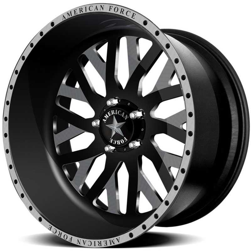 American Force WHISKEY SF5  Wheels Special Forces
