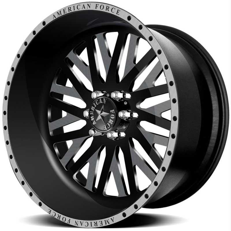 American Force WHISKEY SF6  Wheels Special Forces
