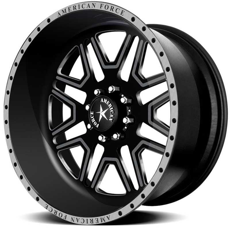 American Force ZULU SF8  Wheels Special Forces