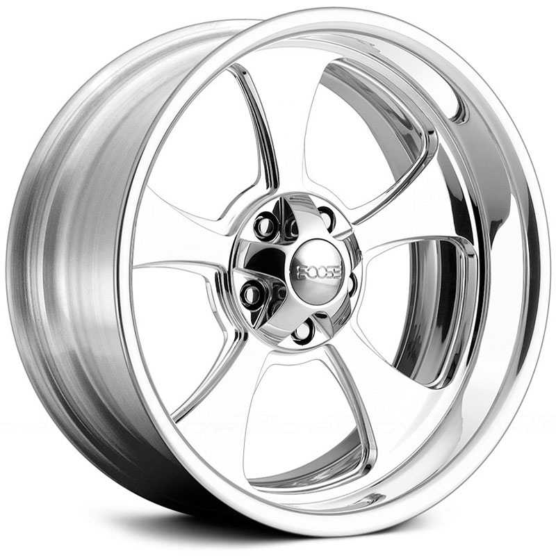 Foose F210 Genuine Chrome