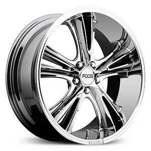Foose F151 Knuckle Buster  Wheels Chrome