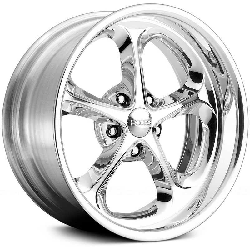 Foose Shockwave F209 Chrome