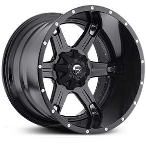D257 Driller Two Piece Matte Black