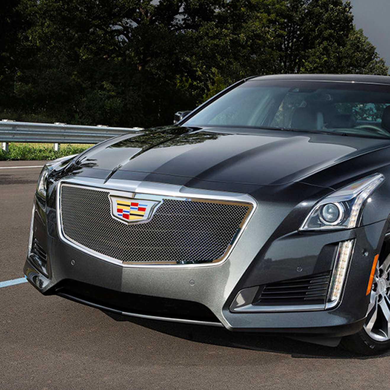E Amp G Classics 2015 2016 Cadillac Cts Grille Classic Fine