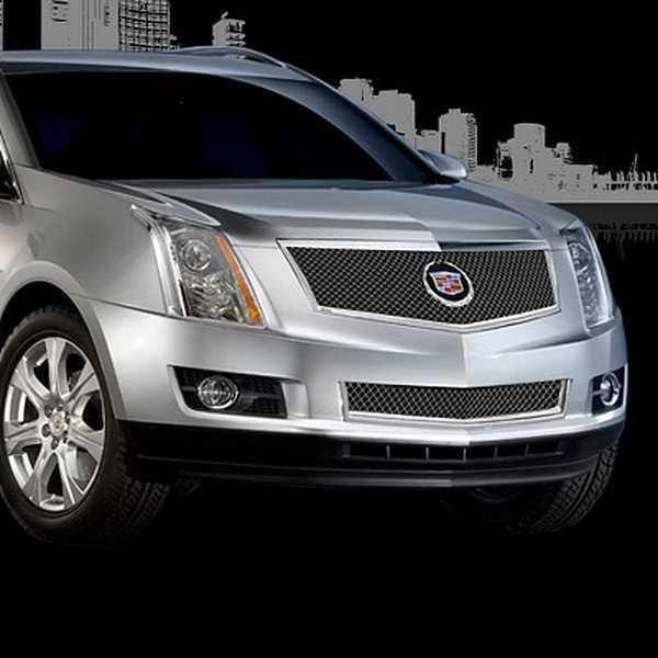 Cadillac 2013 Srx: E&G Classics 2013-2016 Cadillac SRX Grille 2 Pc Classic