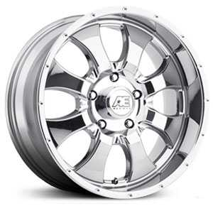 Eagle Alloy Hardrock Series 014 Chrome