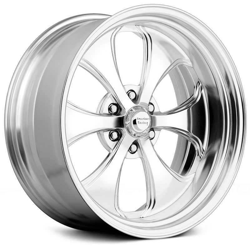 American Racing Vintage VF492  Wheels High Luster Polished