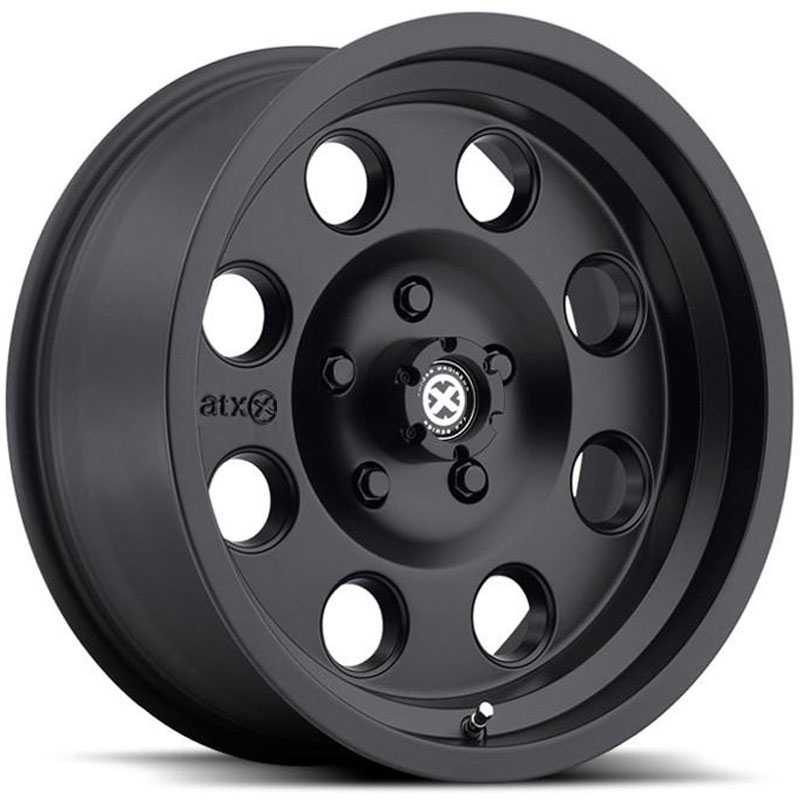 ATX Series AX199 Mojave II  Wheels Satin Black
