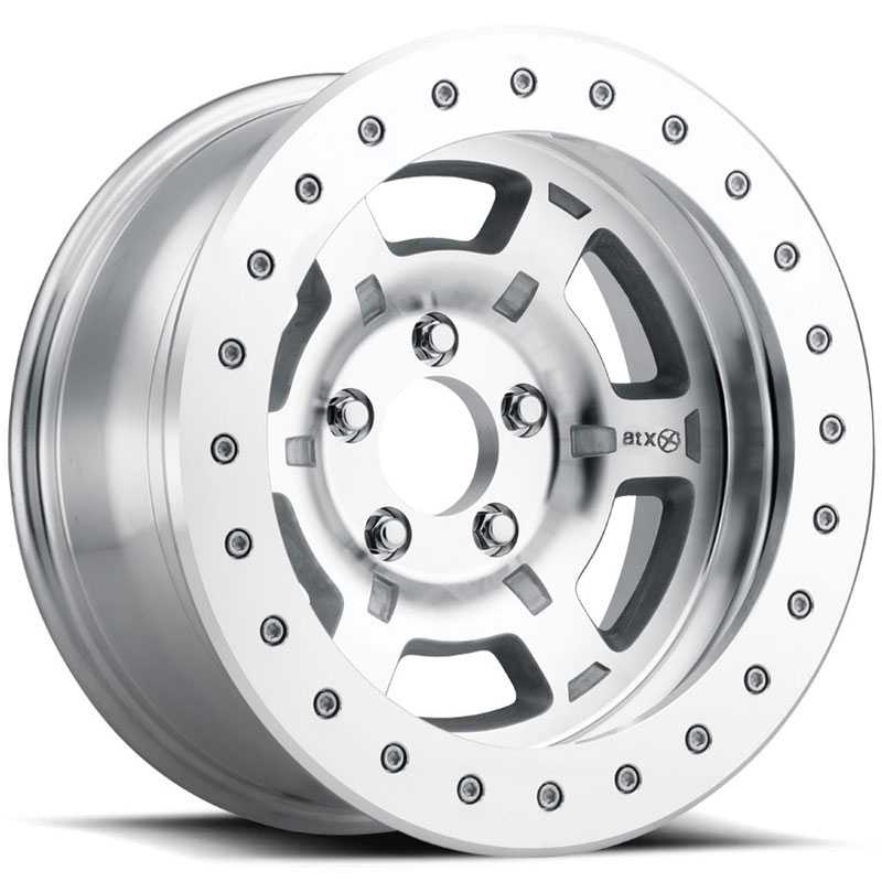 ATX Series AX757 Chamber Pro II -Off-Road ONLY  Wheels Machined w/ 6061 Bead Ring