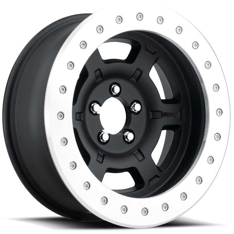 ATX Series AX757 Chamber Pro II -Off-Road ONLY  Wheels Satin Black w/ 6061 Bead Ring