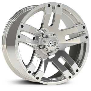 Eagle Alloy 021 Chrome