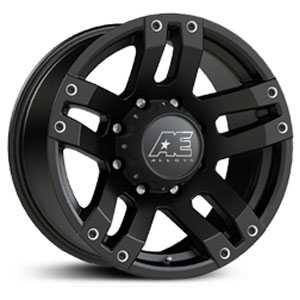 Eagle Alloy 021 Black