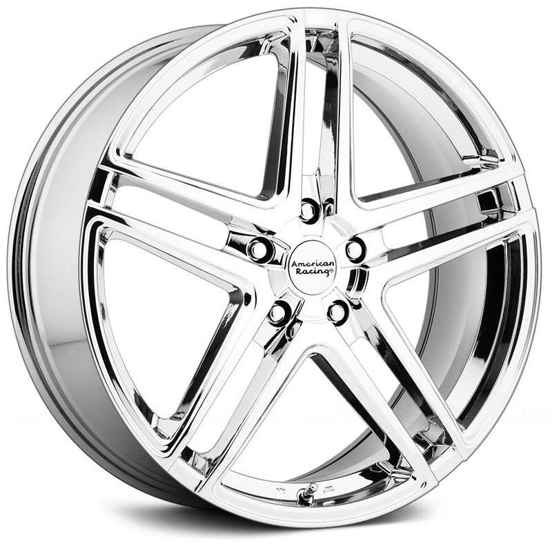 American Racing AR907 Chrome