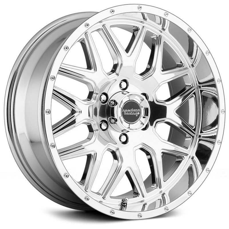 American Racing AR910 Chrome